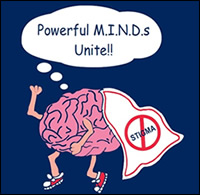 Logo: Mental Illness New Directions (MIND)