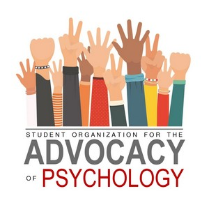 Logo: Student Organization for the Advocacy of Psychology